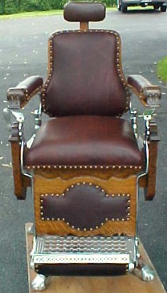 This Barber Chair Has Been Sold To See What Is Currently Available
