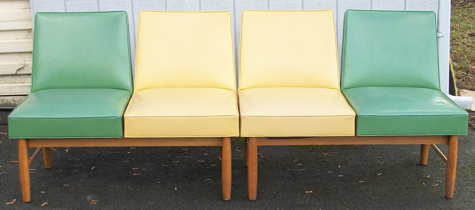 2 Sectional Chairs