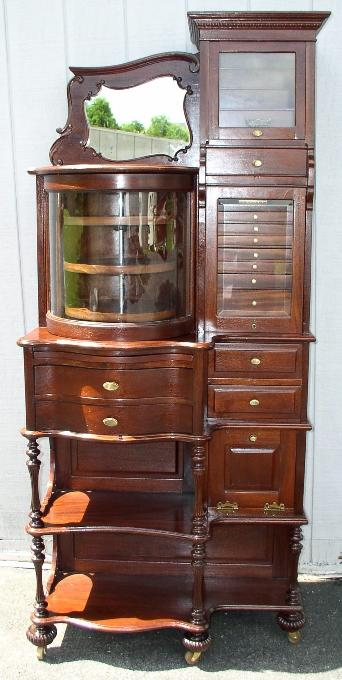 Ethan allen small cabinet